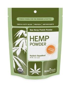 Navitas Natural Hemp Protein